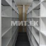 Библиотечные стеллажи рабочий проход