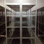 Глубокие архивные стеллажи